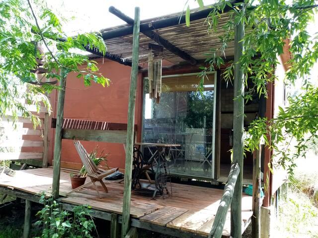 Cabaña ideal para parejas