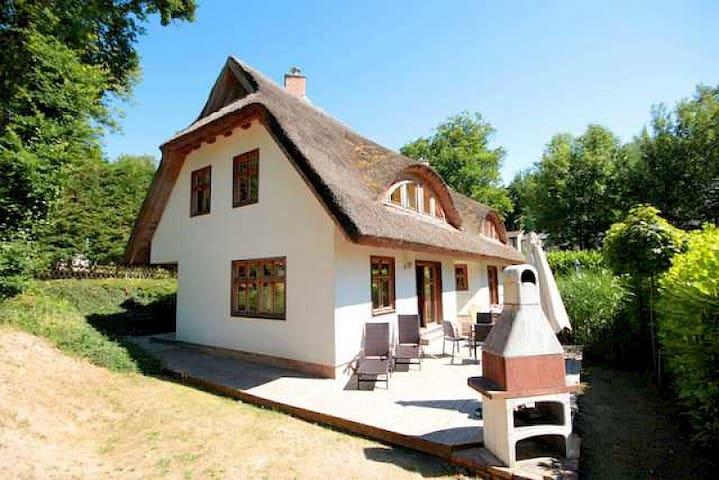 Strandhaus Sellin auf Rügen