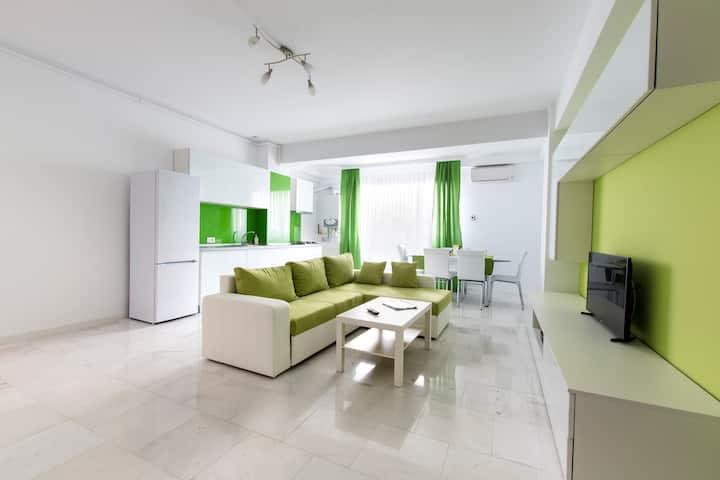 New Apartament near beach and night clubs
