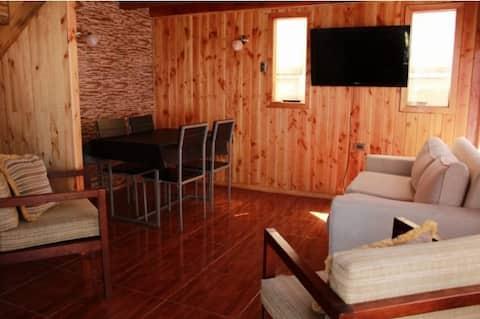 Cabaña 5 personas Villarrica 2