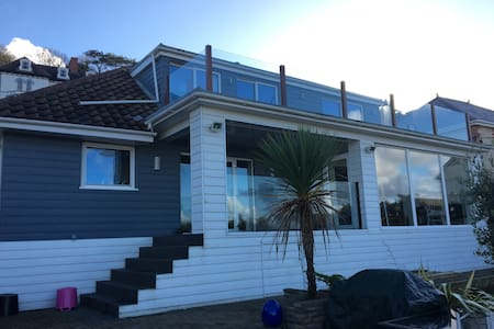 Wavelyn House, family friendly beach house - Westward Ho!
