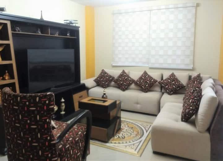 Casa ideal para 8 personas en Manta
