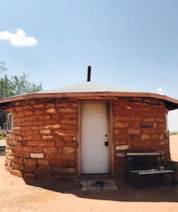 Experience a basic Navajo style stay!