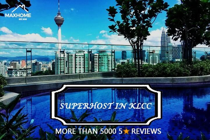 BEST SKY POOL at Bukit Bintang & KL City Centre 2