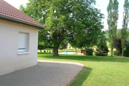 LOUE PAVILLON AU MOIS SEMAINE WEEKEND - Liffol-le-Grand