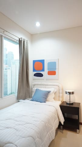Co-living in Thamrin Residence #15AD