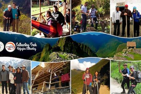 Cabins on the Salkantay Machupicchu - CUSCO - ANTA - MOLLEPATA - Kabin