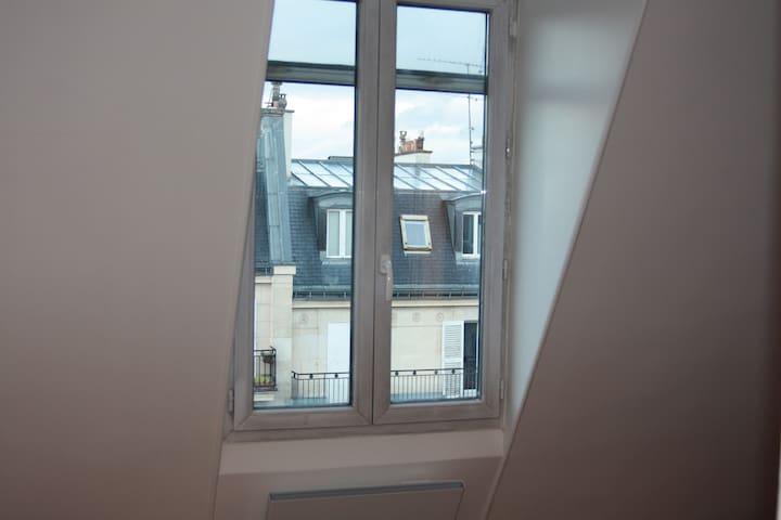Appartement pour 2 personnes, centre de Paris
