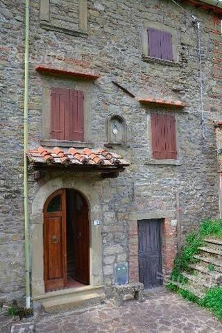 Casale del 1600 convista mozzafiato - Ortignano Raggiolo - House