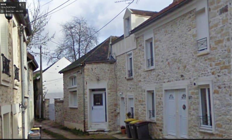 Maisonnette cozy en Bord de Seine - Héricy - Casa