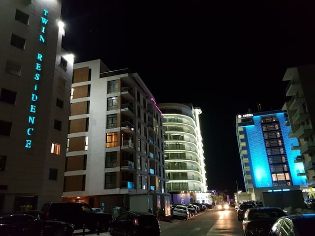 Apartament 2 camere Mamaia Twin residence