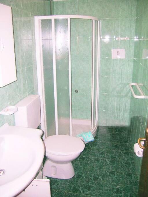 bagno privato camera n4