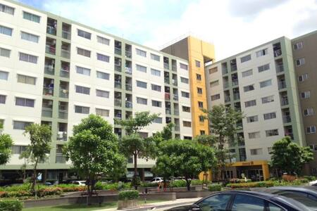 Cozy. Condo.near DMG Airport, BKK - Apartment