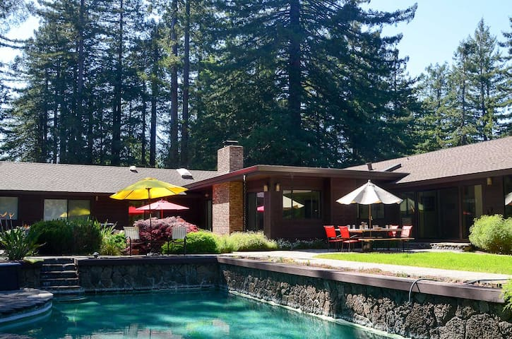 Forest Ridge - Wine Country Escape!