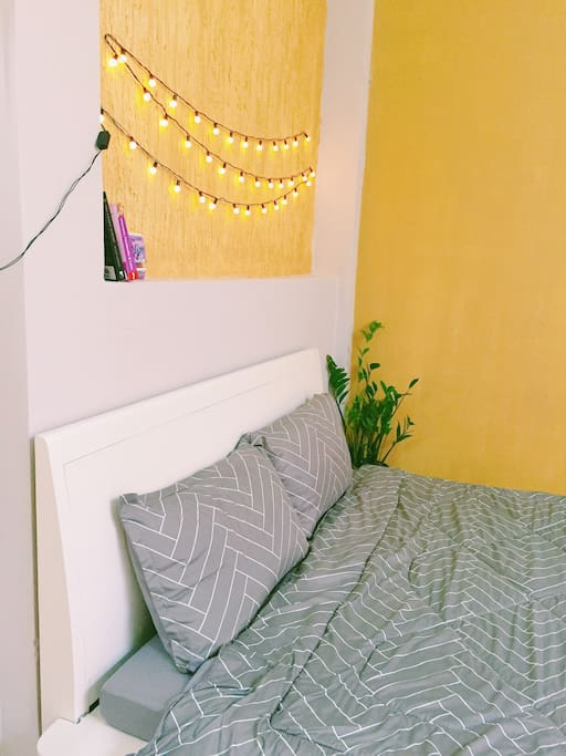 Your sparkling sleeping zone