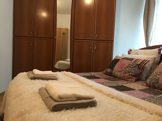 Cozy, big apartment - suitable for 4 guests