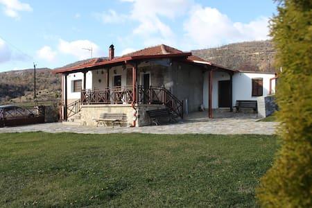 Kastoria dendrochori Καταφύγιο ηρεμίας &ξεκούρασης