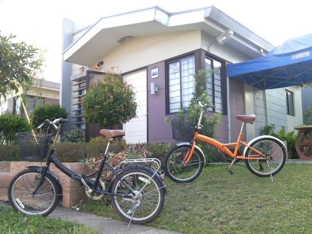 FREE use of our bikes