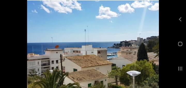 8 Apartamento ático vistas al mar