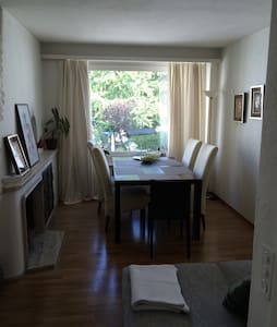 Nice, very good located appartment - Zurych