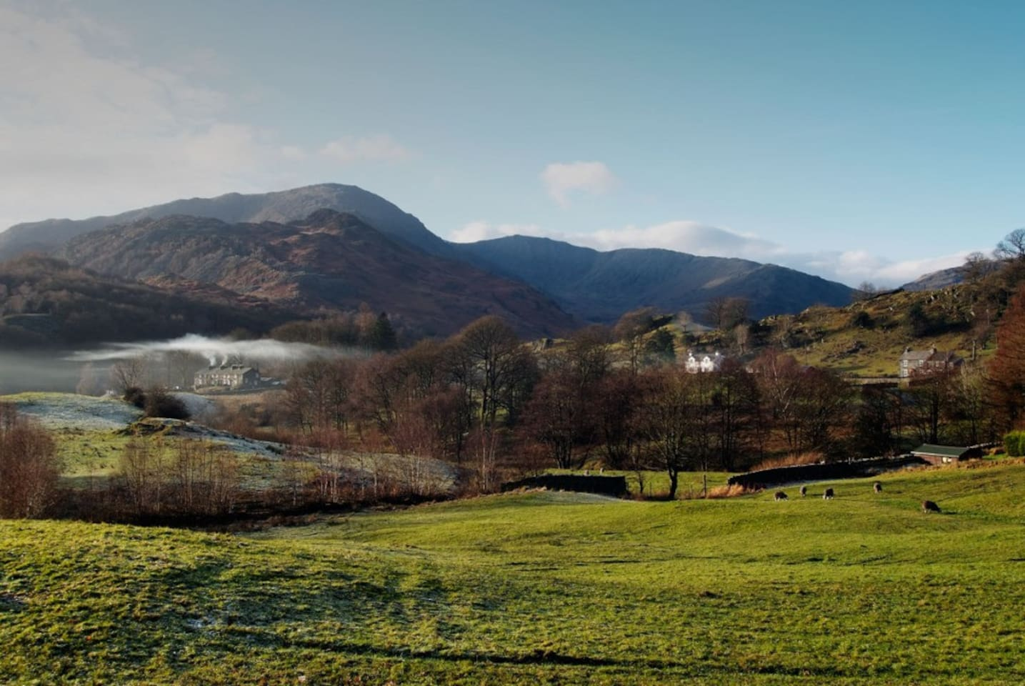 Views of Little Langdale