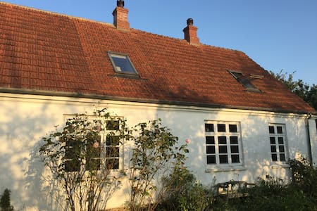 Beautiful island house