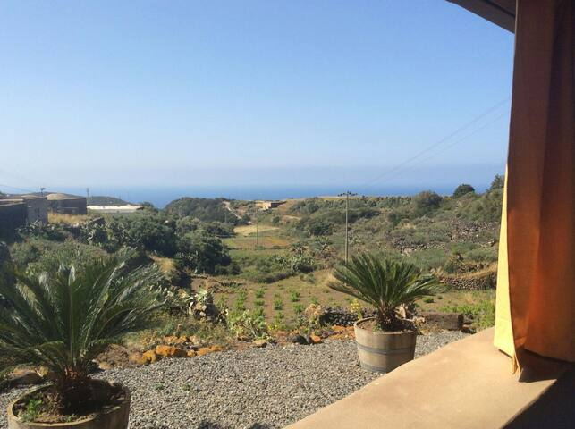 Dammuso Beatrice - pantelleria  - House