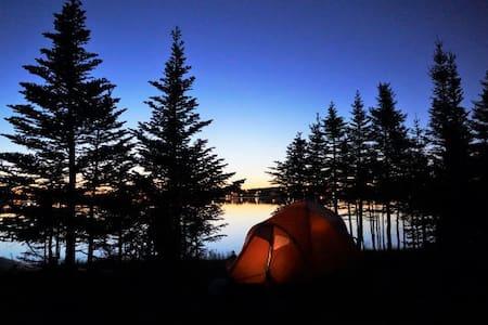 Experience Labrador camping