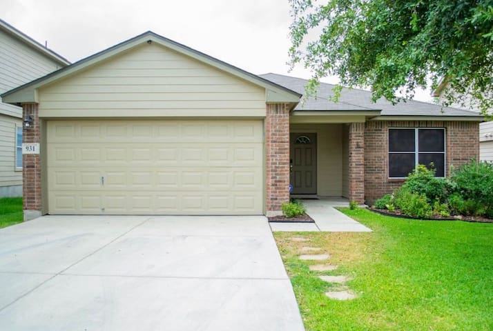 Ideal *BMT* Family Retreat near SeaWorld/Riverwalk
