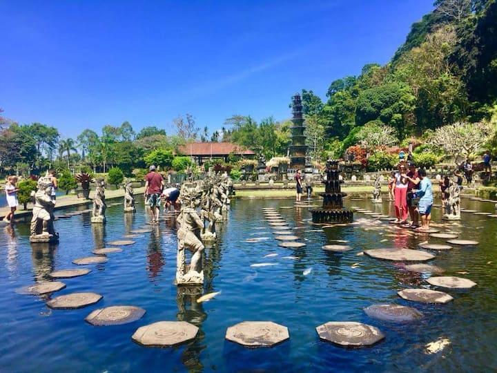 Tirta Gangan Royal Palace