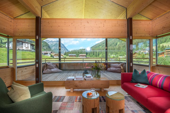 Design Chalet in Lech - Lech - House