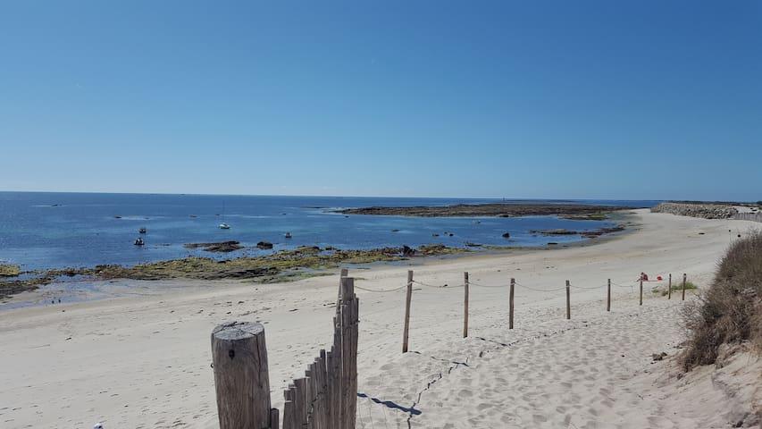Un havre de paix à deux pas de la mer
