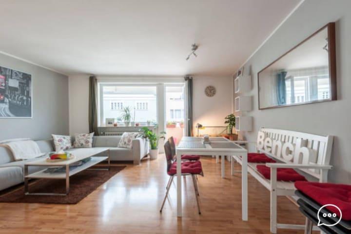 TOPAPARTMENT central Munich München - München - Apartment