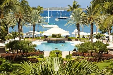 Tropical Paradise In February! Westin St John - Cruz Bay - Villa