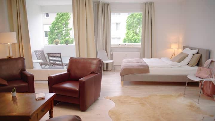 Langenhagen-City-Appartment - NETFLIX