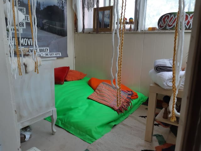 Bright Boho 420 Friendly Sunroom