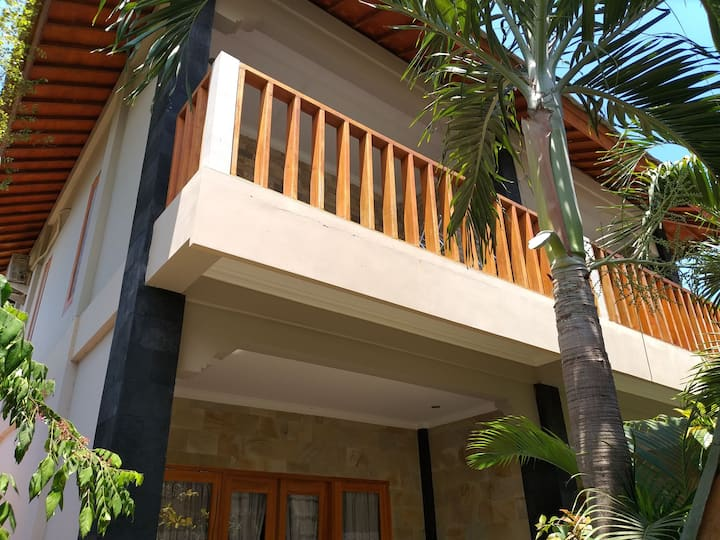 Tropicana Gili Air_Deluxe Room With Balcony #2