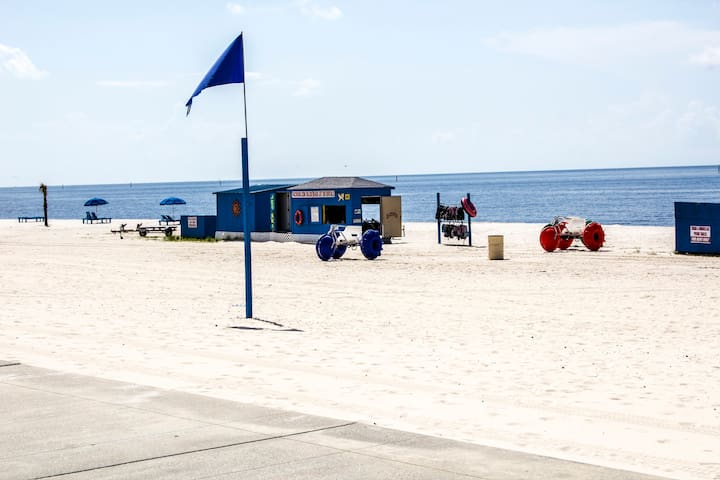 Time out on the beach! - Biloxi - Kondominium
