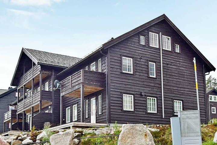 Maison de vacances pour 7 a ÅSERAL