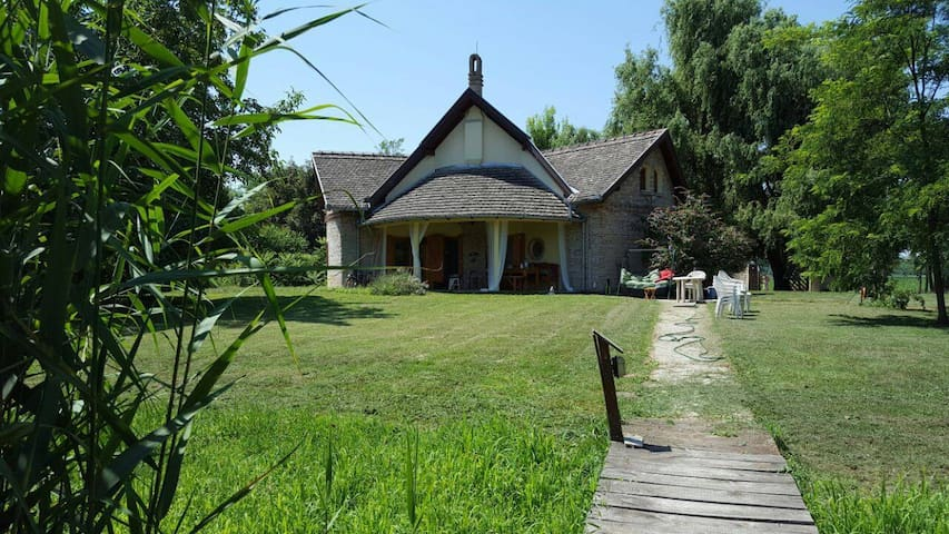 Little paradise on earth - Bezdan - House