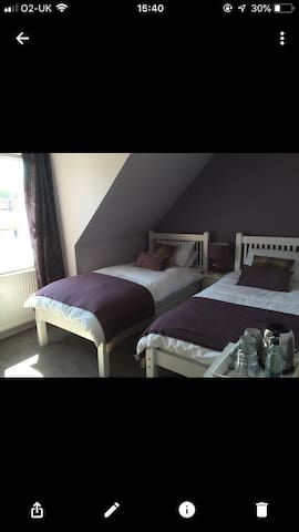 Beolary B&B Twin Room