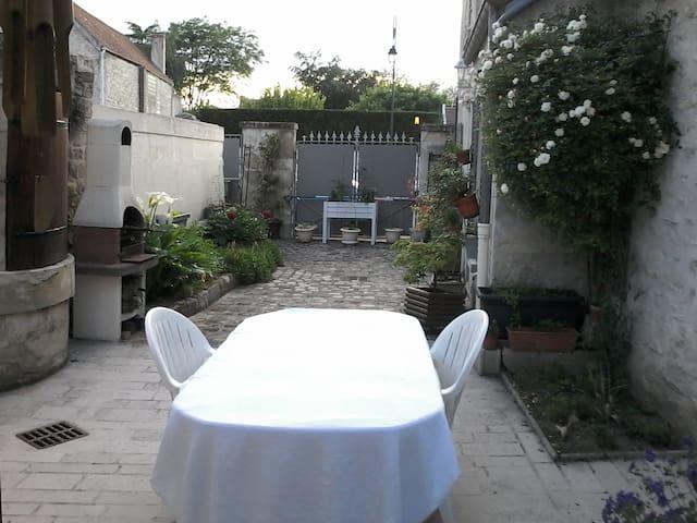 Histoire, sports ou verdure tout confort! - Avilly-Saint-Léonard - Rumah