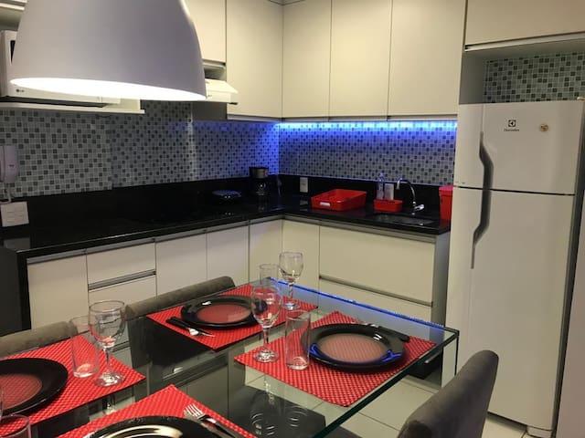 Apartament comfort plus in Águas Claras