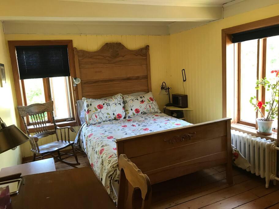 Chambre angle 1