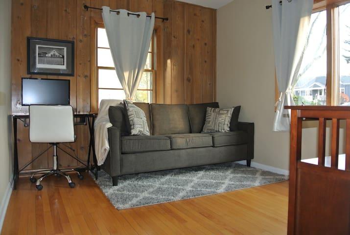 Bedroom 4 - sofa bed - office