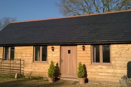 The Stable By The Woods - perfect for 2! - Alderholt