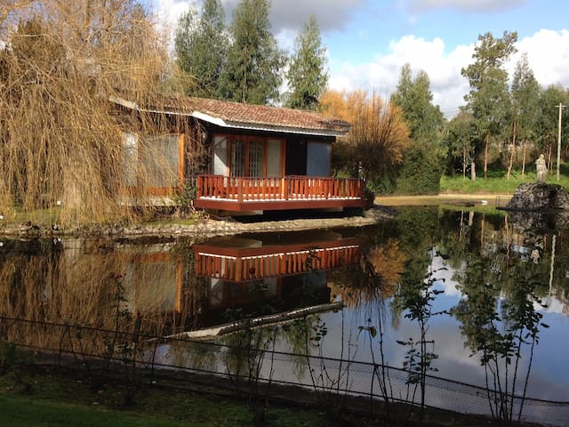 The Lake House - Bucelas - Huis