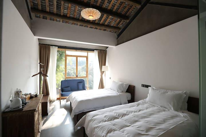 慕吉云溪山居.问山 - Guangzhou - Bed & Breakfast