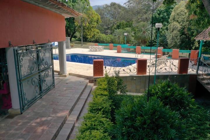 Beautiful Villa with Pool and Mango Trees