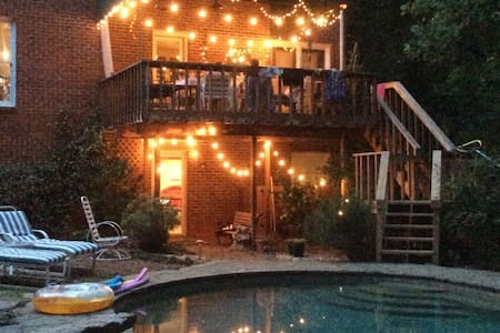 Quiet Private Room and Bath - Atlanta